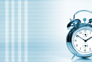 time's up!  8 pointers that you need a BI solution or self-service reporting solution