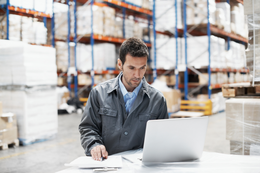 Inventory analysis in BI for manufacturing