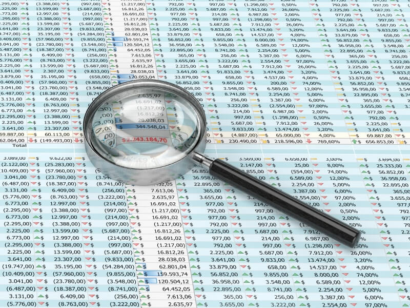 management reporting challenges complex spreadsheets