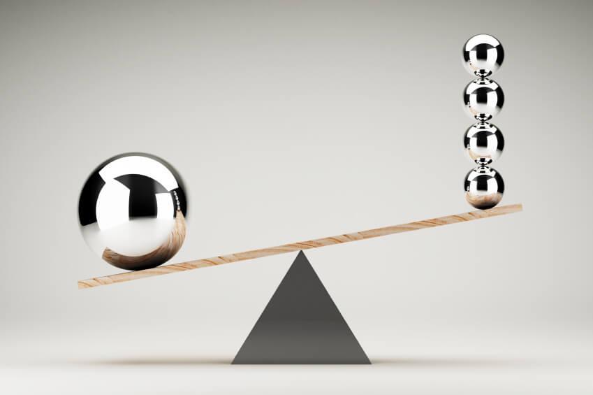 self-service business intelligence power balance