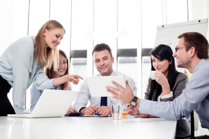 self-service business intelligence access