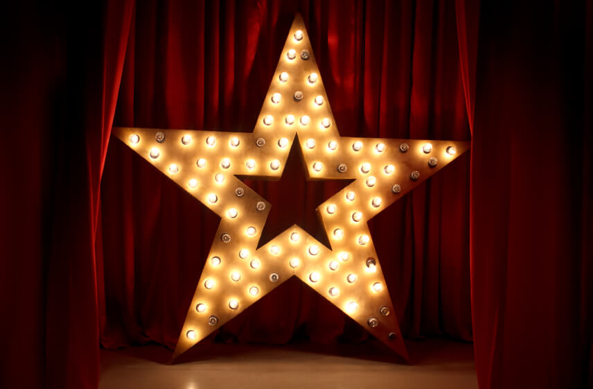 Business intelligence success story be the star