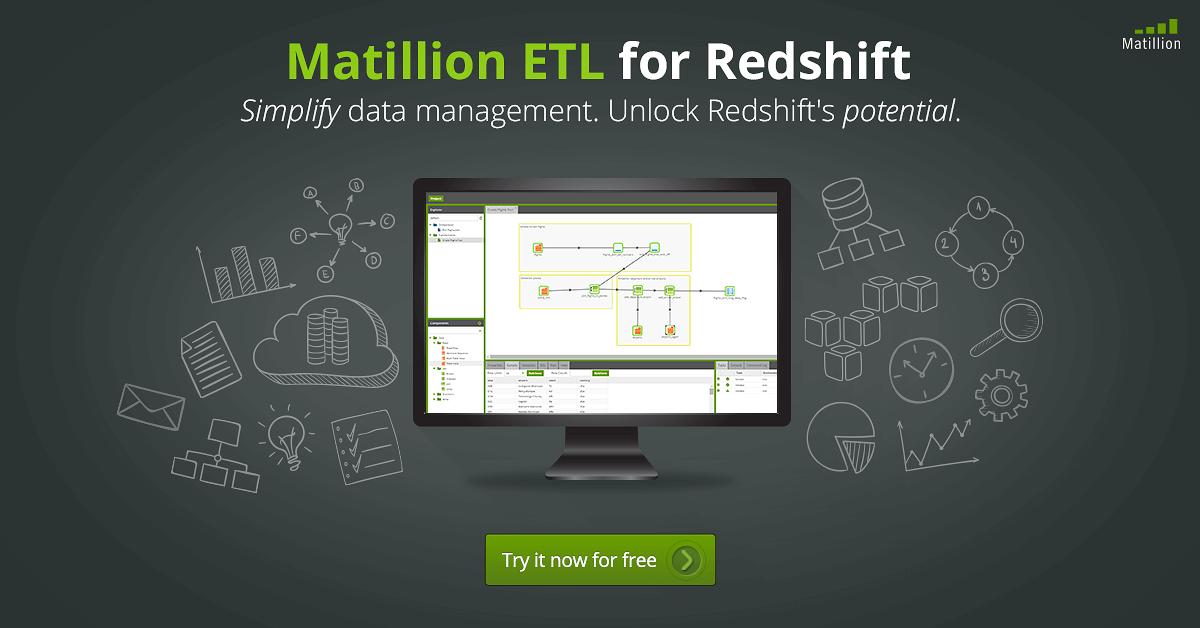 Matillion ETL for Amazon Redshift