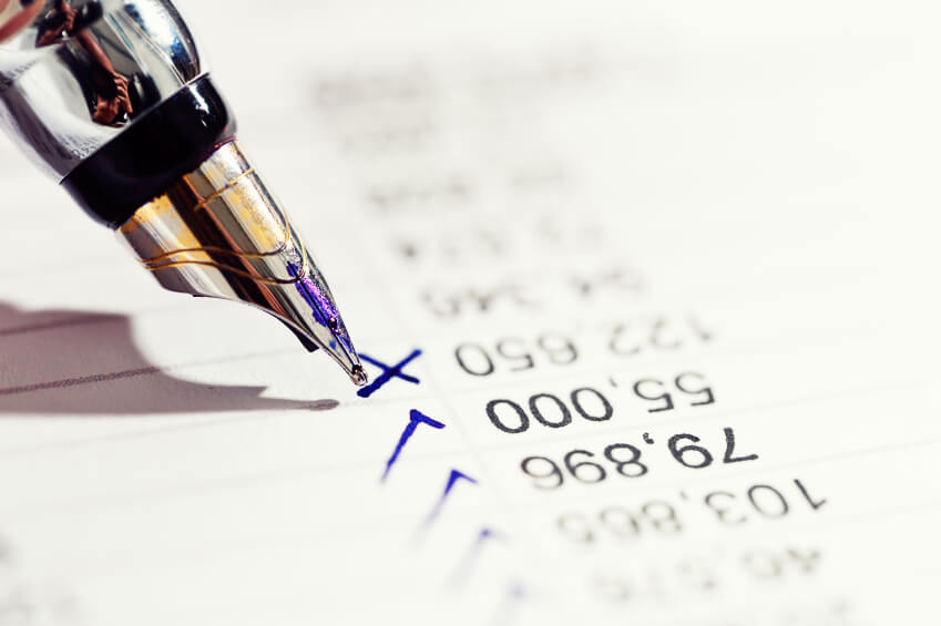 bi strategy spreadsheet error