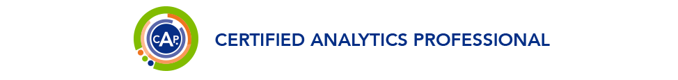 Big data courses certified analytics professional