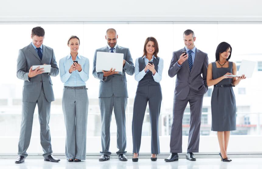 business intelligence market self-service