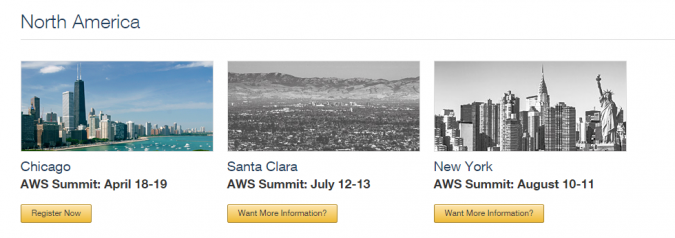 aws-summit-locations