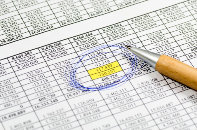 Spreadsheet-based reporting may be quick to implement, but is often prone to manual error