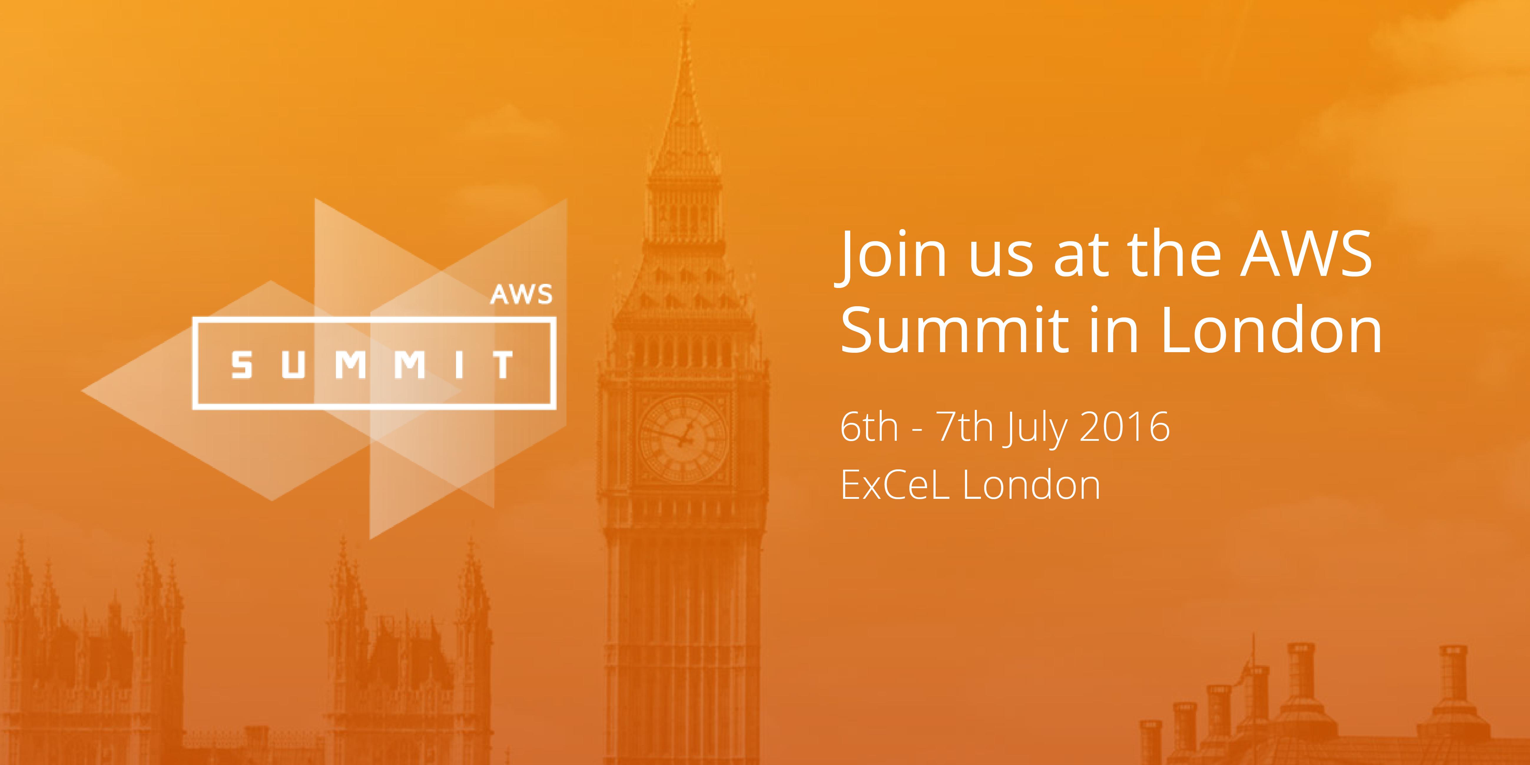aws summit london