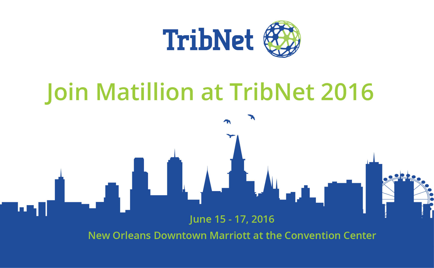 join us at tribnet