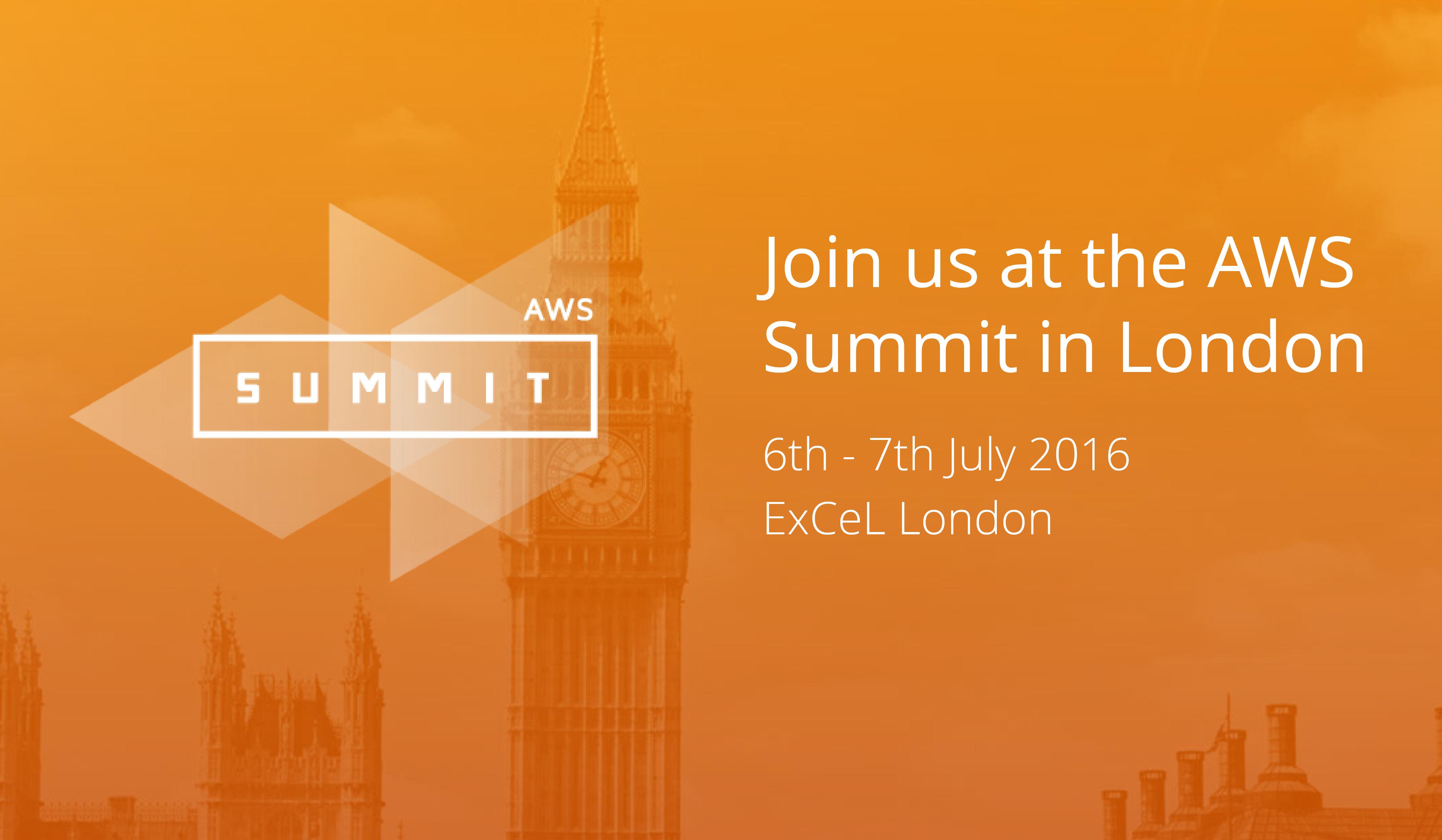 aws london summit