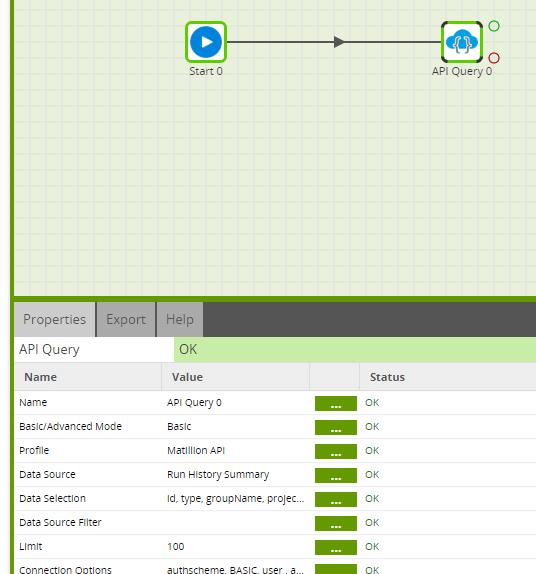Matillion-ETL-Rogue-Schedule-API-RunHistory