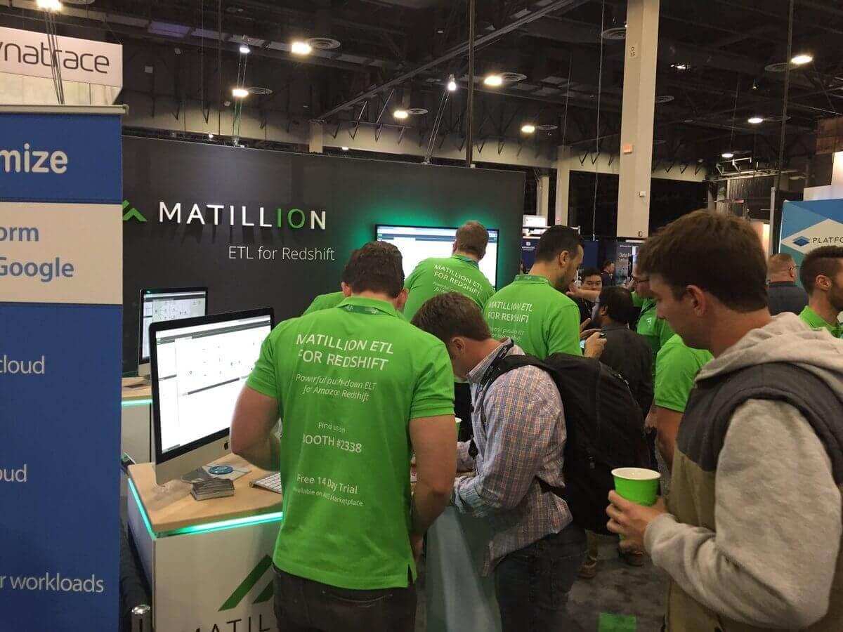 Matillion networking