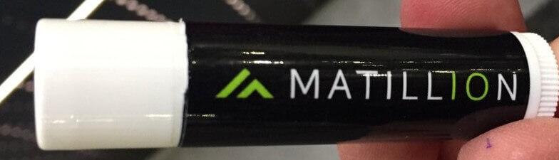 Matillion Chapstick
