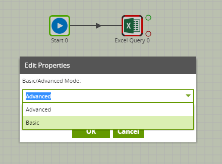 Using the Excel Query component in Matillion ETL for BigQuery - Advanced Mode