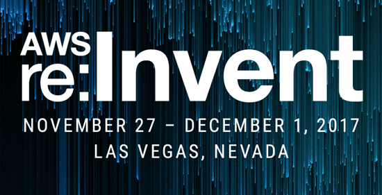 Top 5 AWS re:Invent 2017 Sessions for Pros