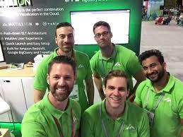 Matillion Green Team