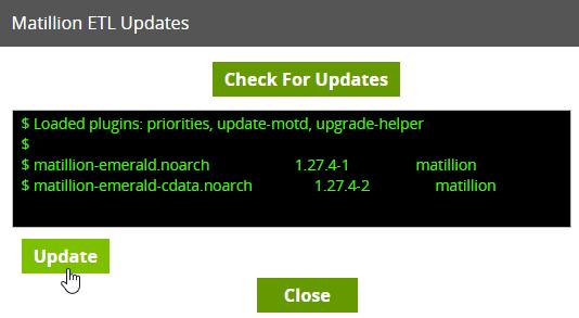 Best Practices for Updating your Matillion ETL Update