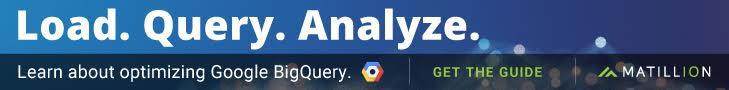 Matillion-Optimizing Google BigQuery - Email banner