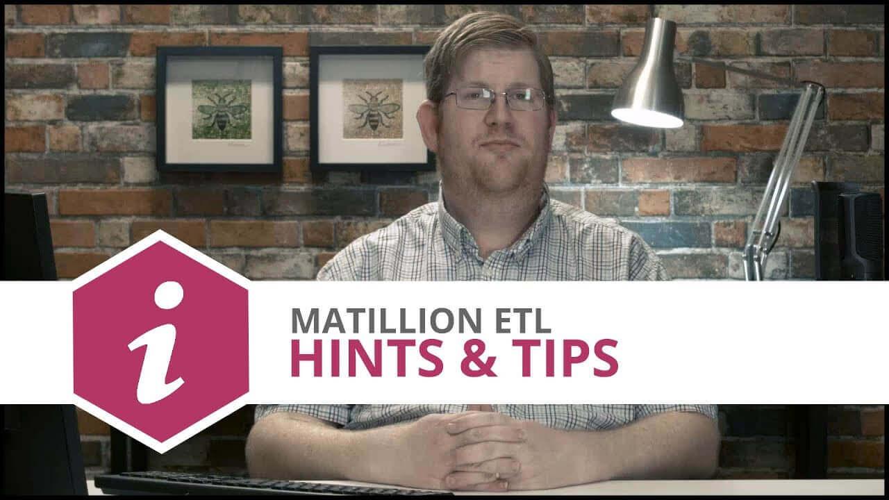 8 Key Tips To Remember | Matillion ETL