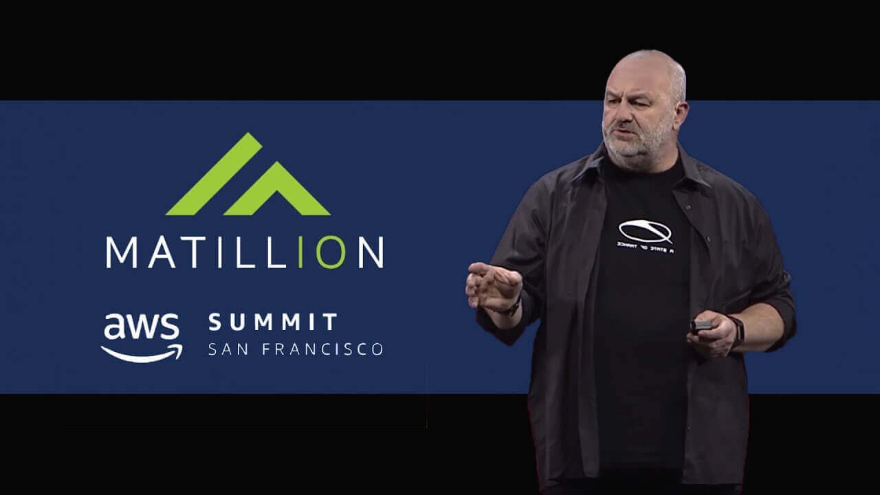 "AWS Summit 2018 | ""So Fast That Everybody Wants It"" 