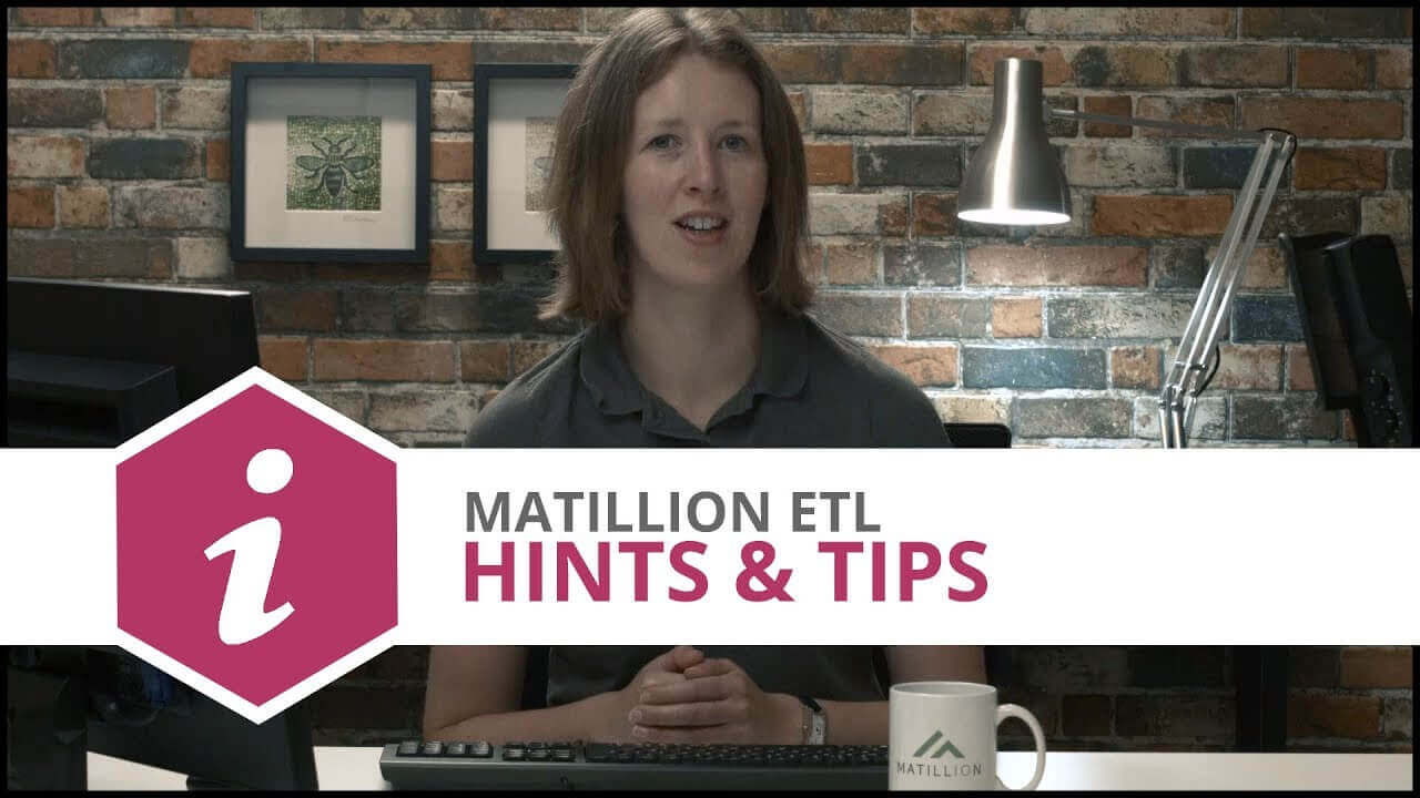 Pivot Tables | Matillion ETL
