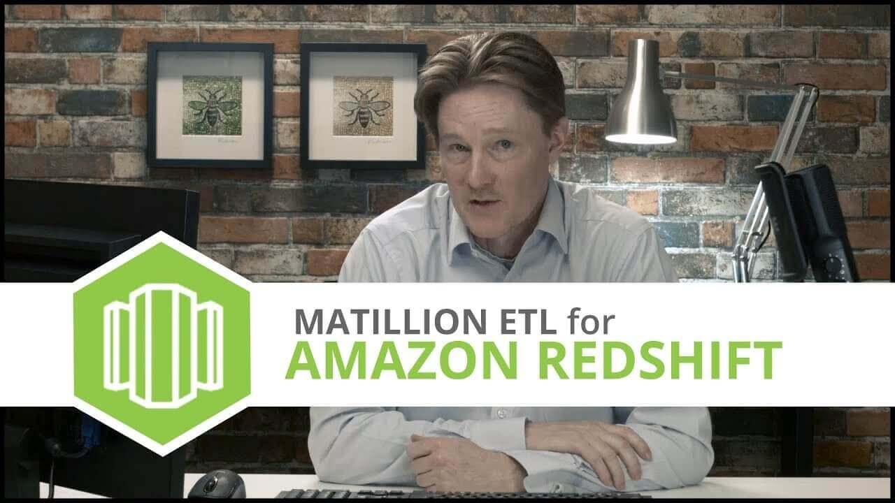Tutorial   API Query Component   Matillion ETL for Amazon Redshift