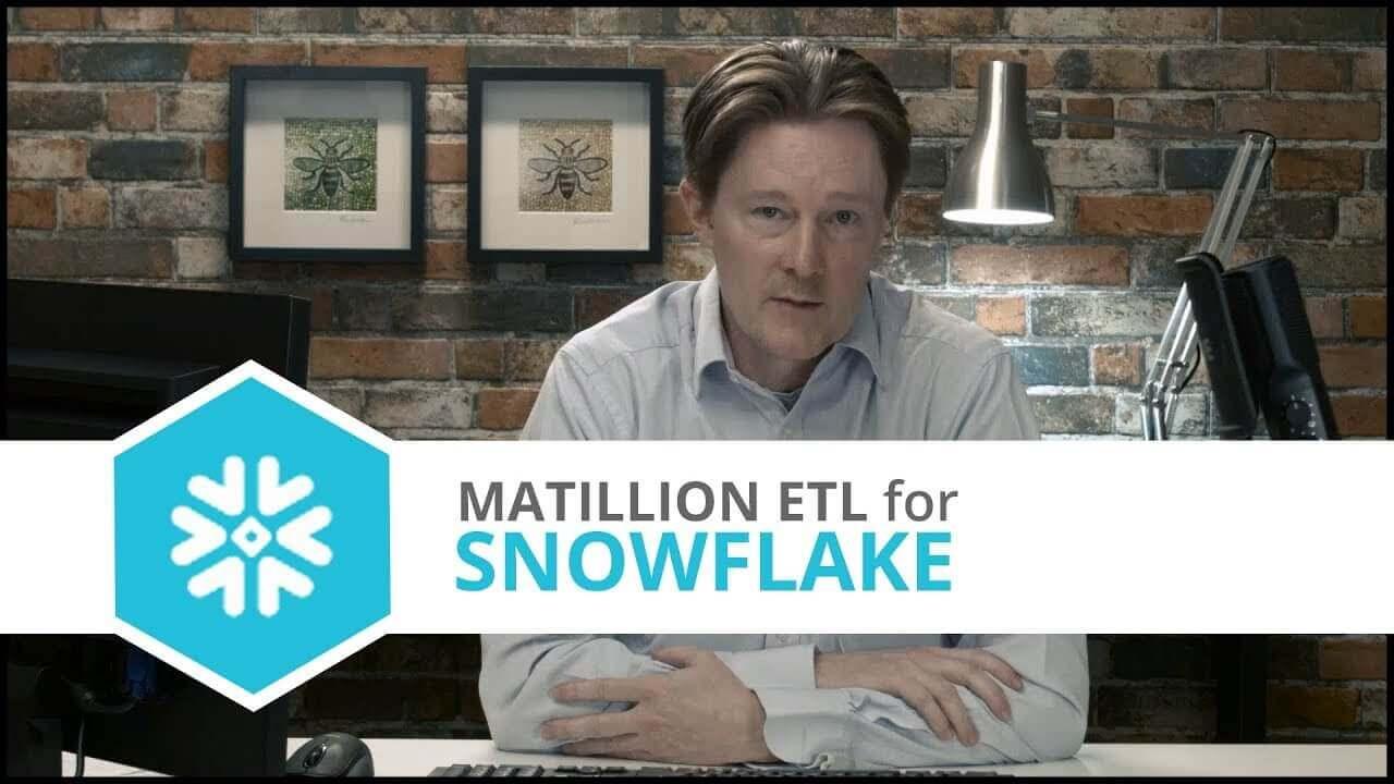 Tutorial | API Query Component | Matillion ETL for Snowflake