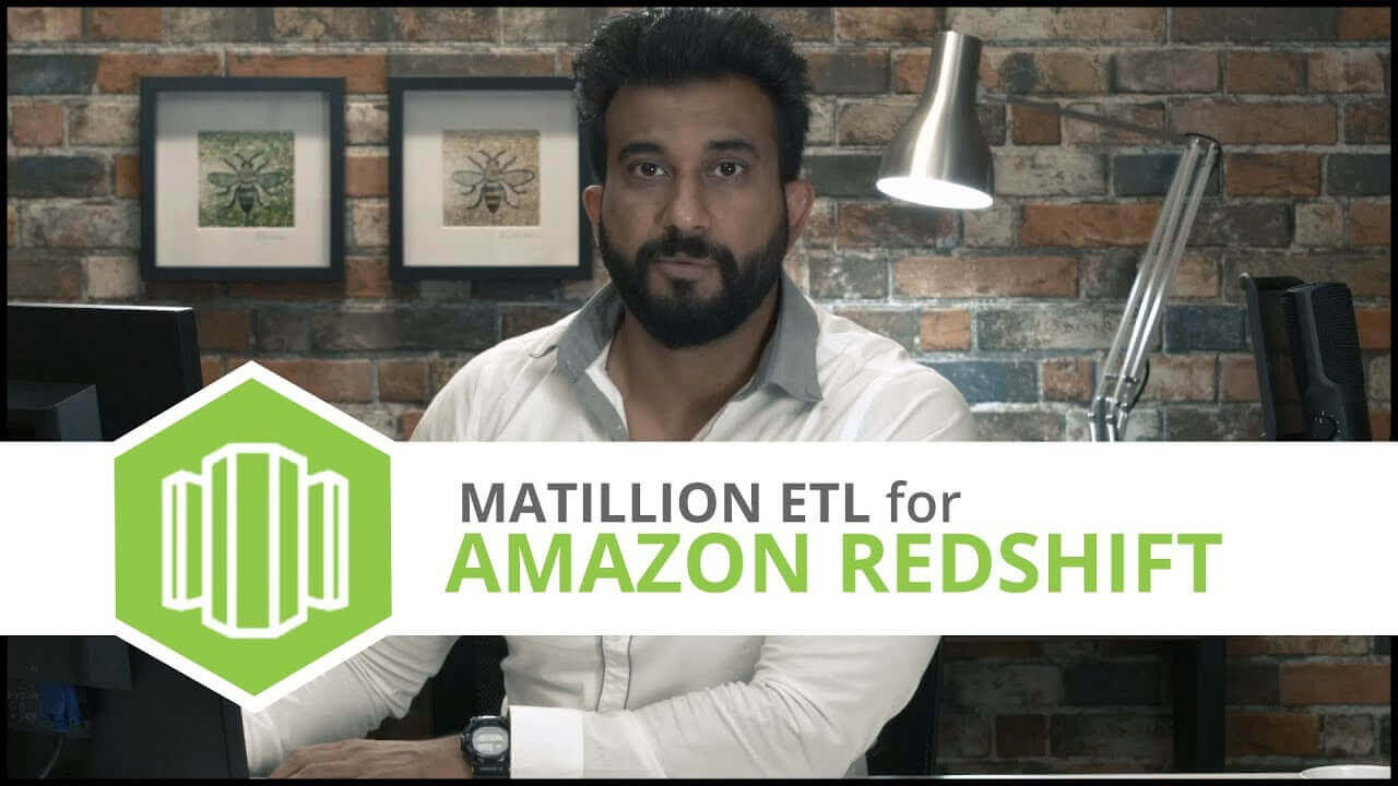 Tutorial | Couchbase Query Component | Matillion ETL for Amazon Redshift