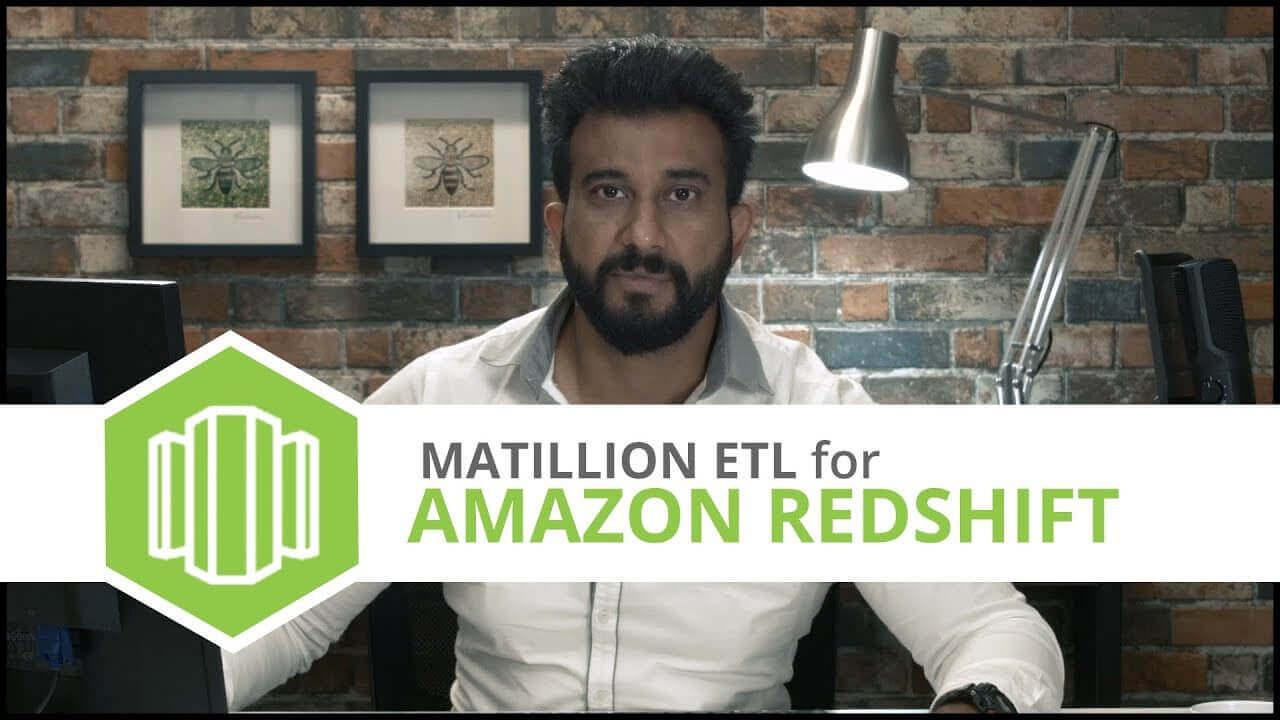 Tutorial   CSV Load   Matillion ETL for Amazon Redshift
