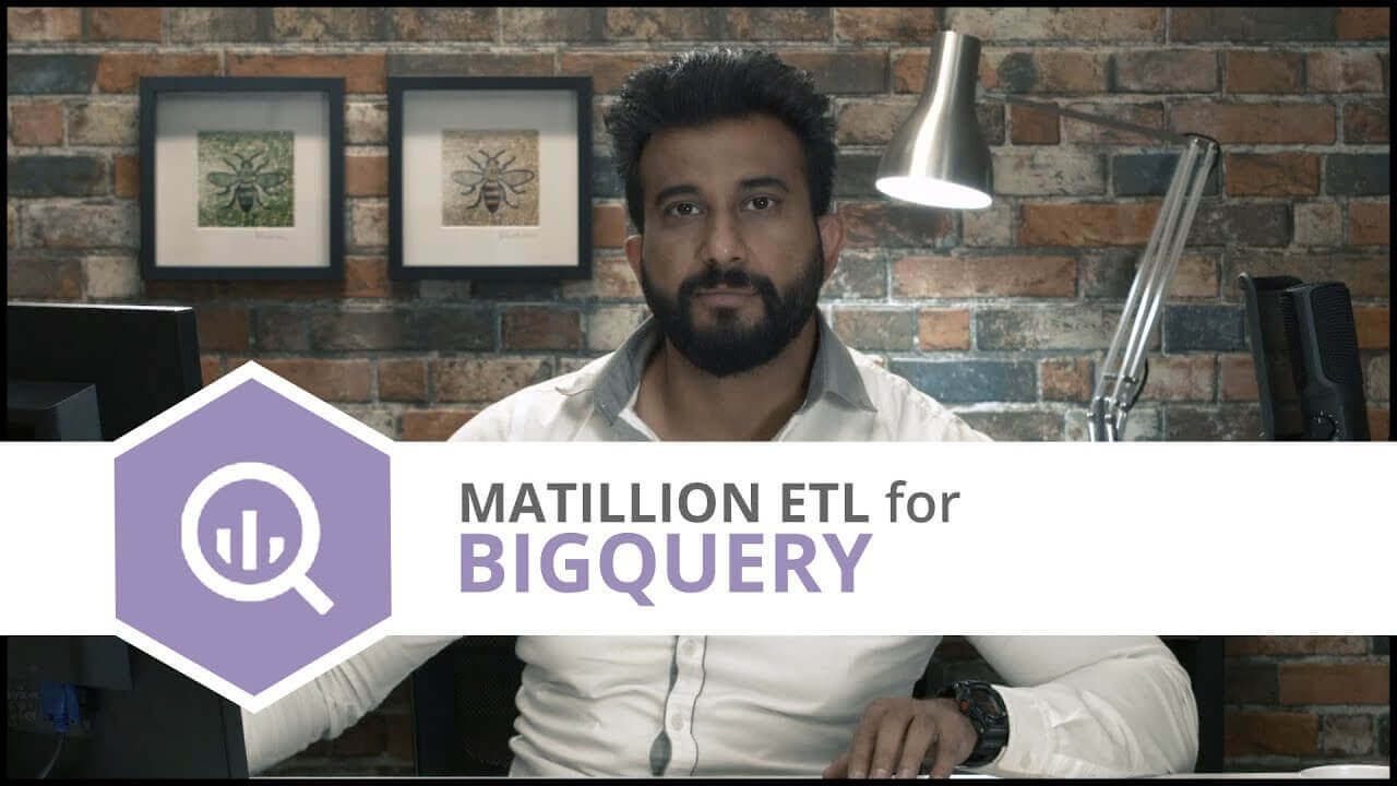 Tutorial | CSV Load | Matillion ETL for BigQuery