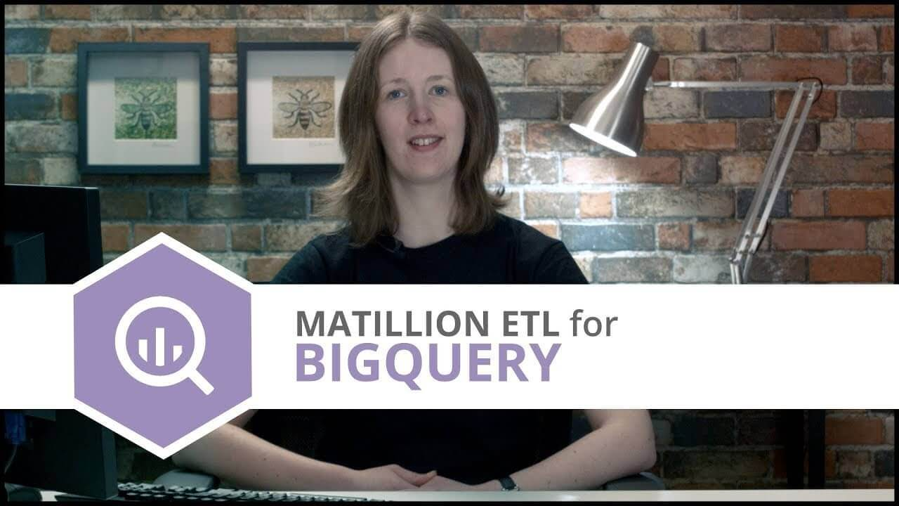 Tutorial | Dynamics NAV Query Component | Matillion ETL for BigQuery