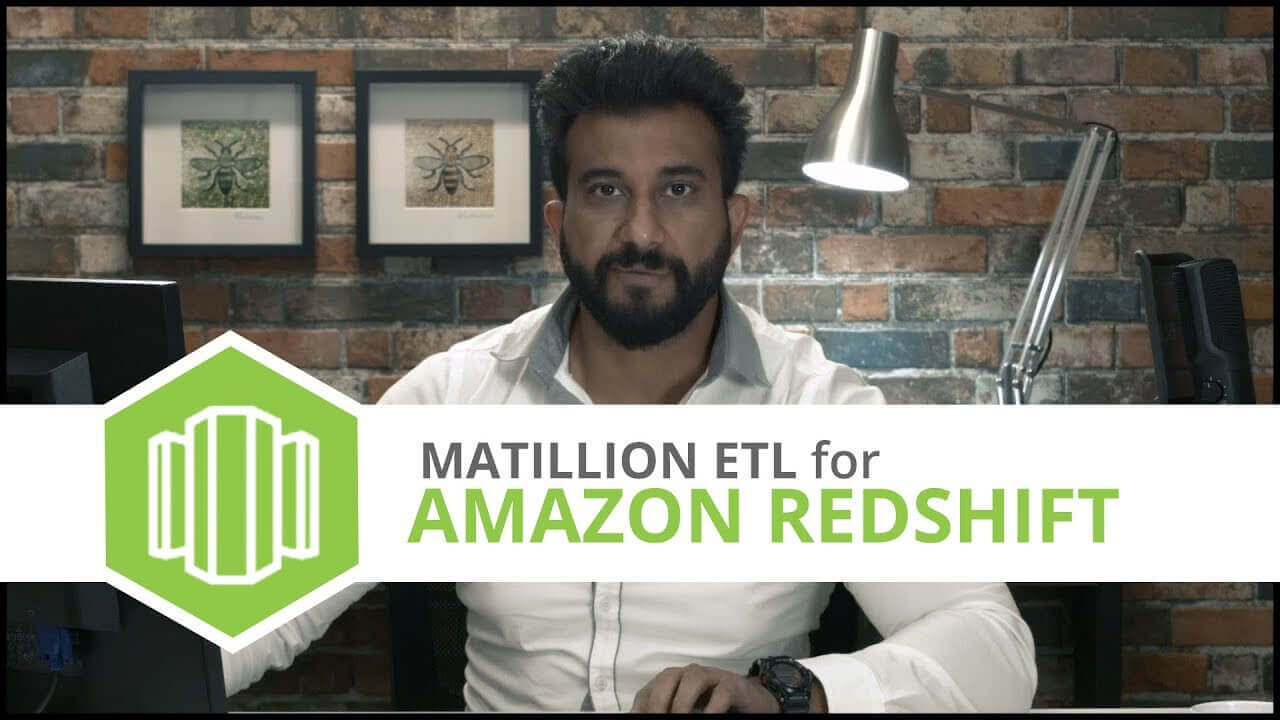 Tutorial | DynamoDB Load Component | Matillion ETL for Amazon Redshift