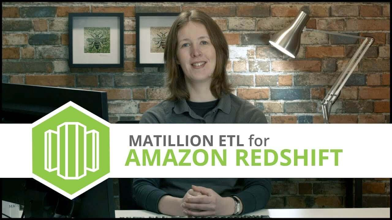 Tutorial | Email Query Component | Matillion ETL for Amazon Redshift