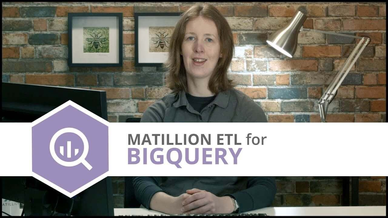 Tutorial | Email Query Component | Matillion ETL for BigQuery