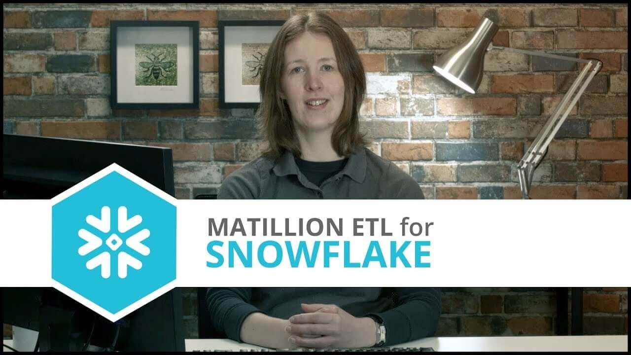 Tutorial | Email Query Component | Matillion ETL for Snowflake