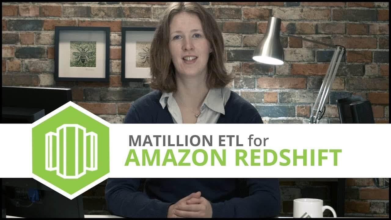 Tutorial   Excel Query Component   Matillion ETL for Amazon Redshift