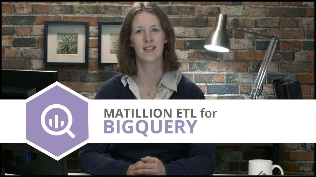 Tutorial | Excel Query Component  | Matillion ETL for BigQuery