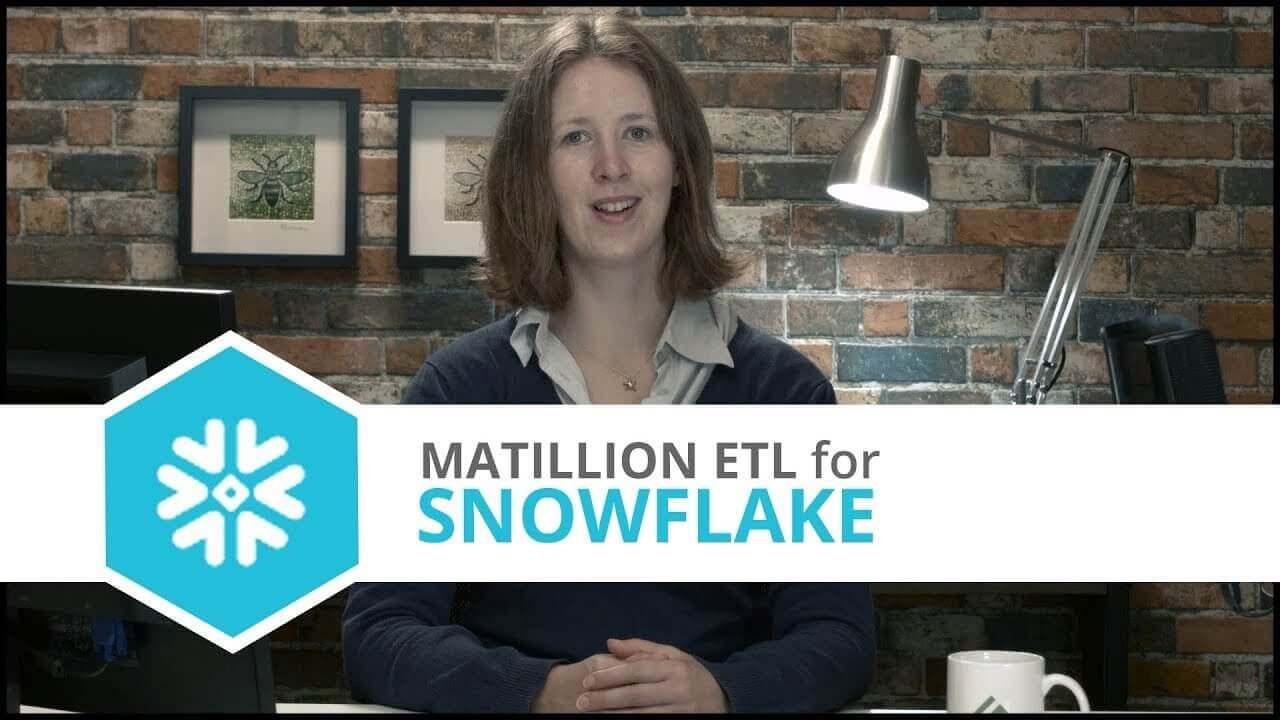 Tutorial | Excel Query Component | Matillion ETL for Snowflake