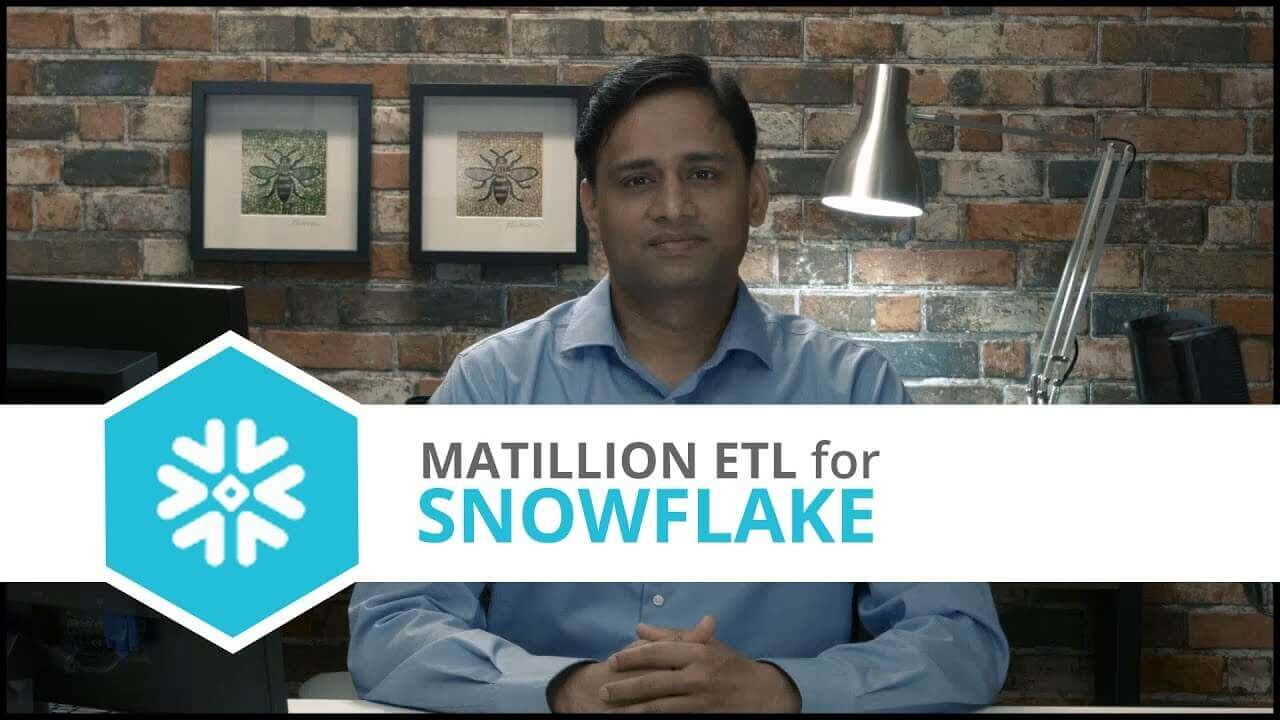 Tutorial | Facebook Query Component & OAuth Setup | Matillion ETL for Snowflake