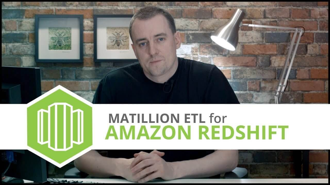 Tutorial | Getting Started: Using a CloudFormation Template | Matillion ETL for Amazon Redshift