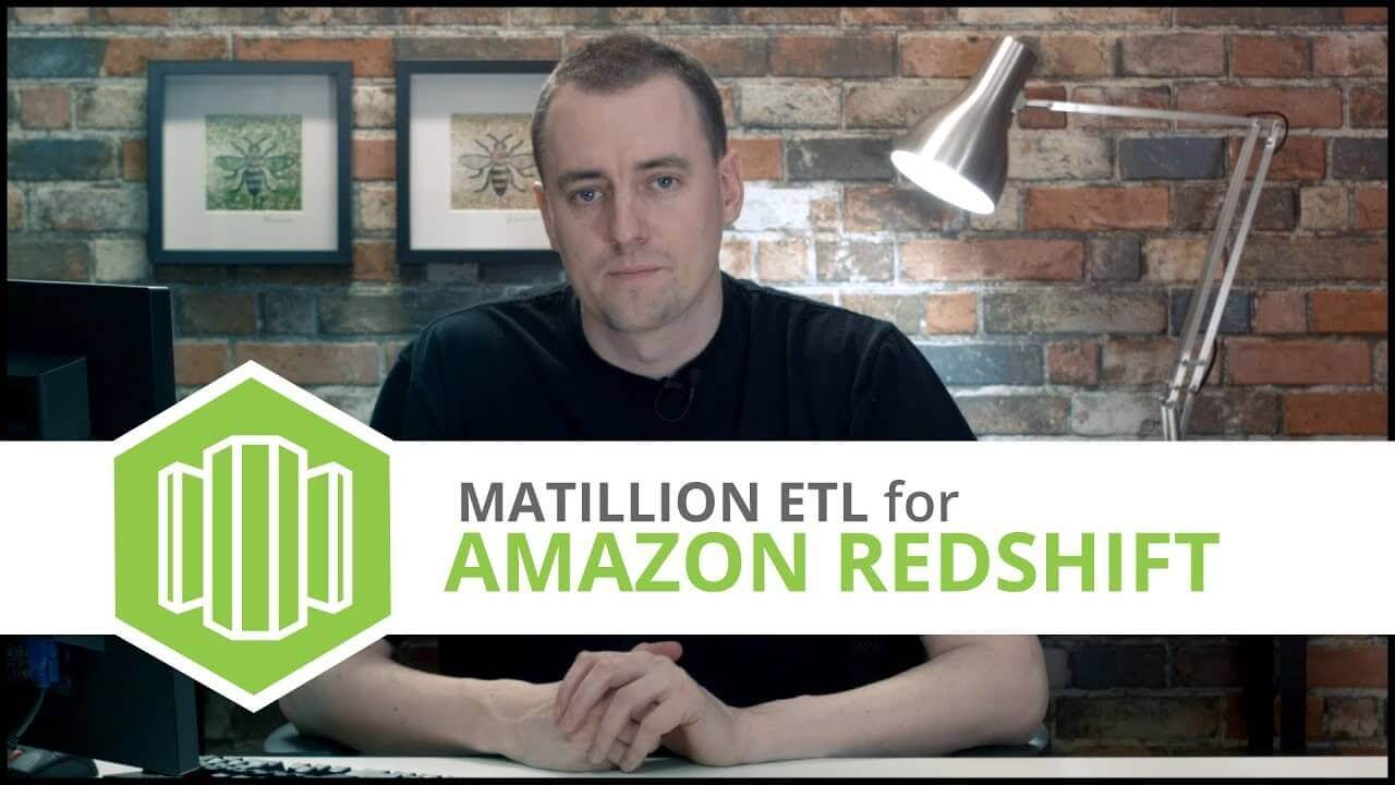 Tutorial | Getting Started: Using an AMI Template | Matillion ETL for Amazon Redshift