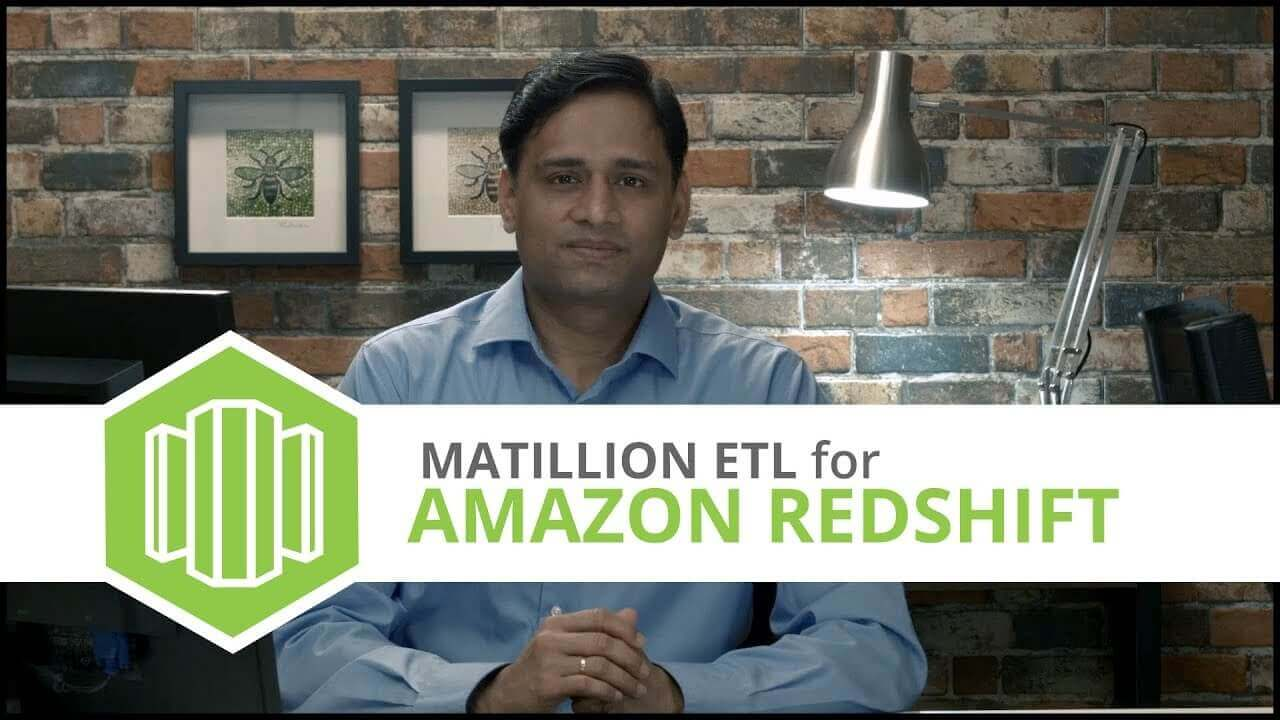 Tutorial | Google Adwords Component | Matillion ETL for Amazon Redshift