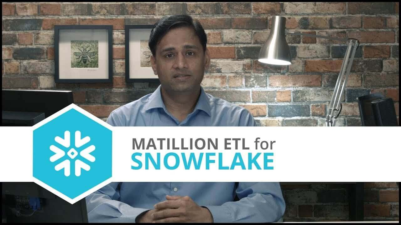 Tutorial | Google Adwords Component | Matillion ETL for Snowflake