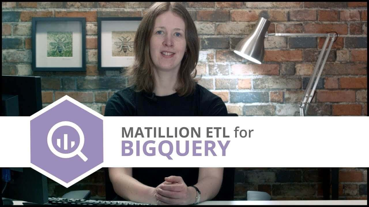Tutorial | Google Drive Table Component | Matillion ETL for BigQuery