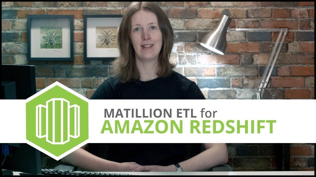 Tutorial | Google Sheets Query Component | Matillion ETL for Amazon Redshift
