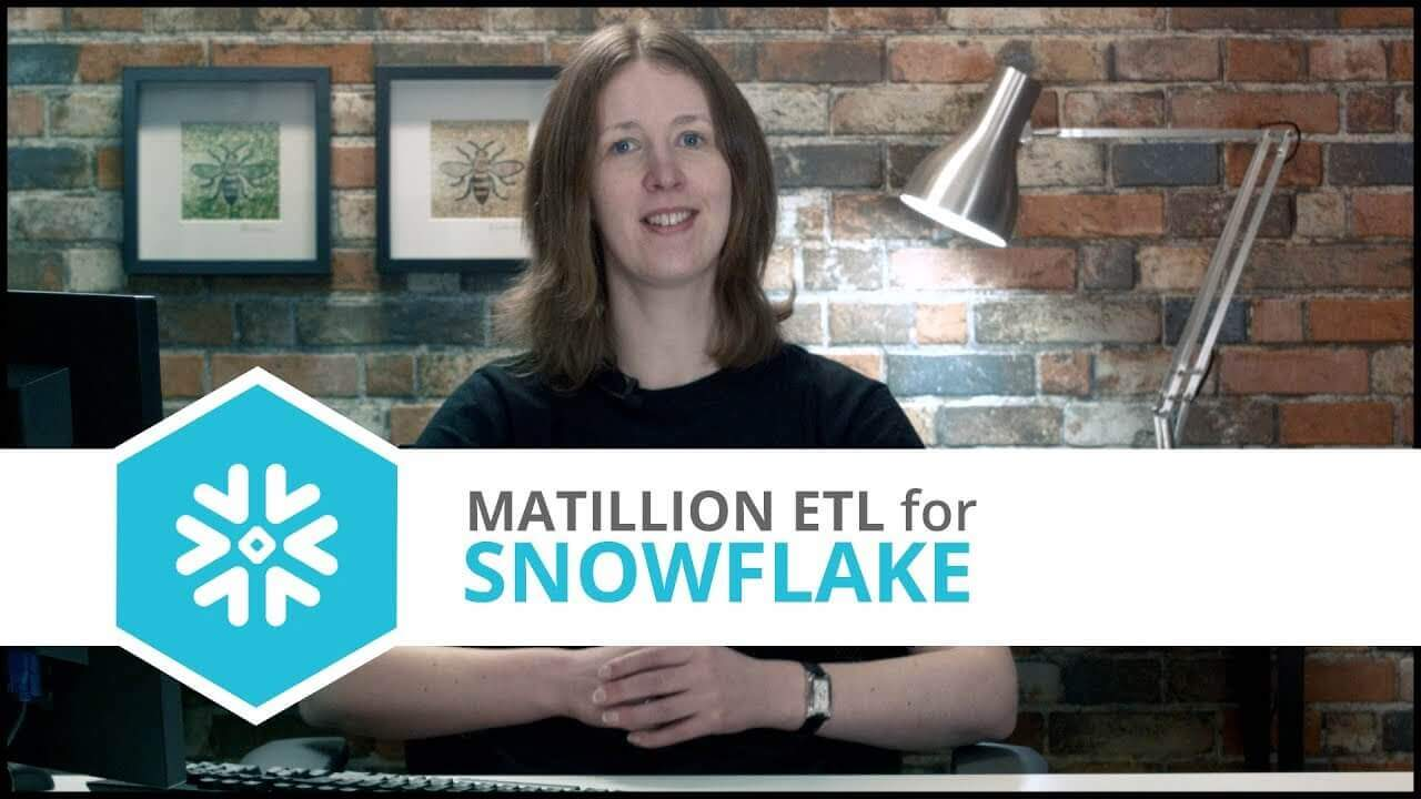 Tutorial | Google Sheets Query Component | Matillion ETL for Snowflake