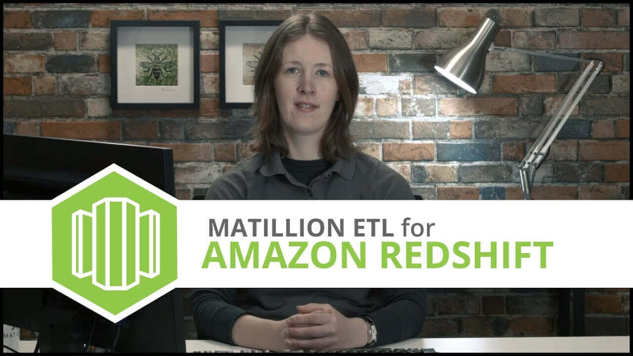 Tutorial | Hubspot Query Component | Matillion ETL for Amazon Redshift