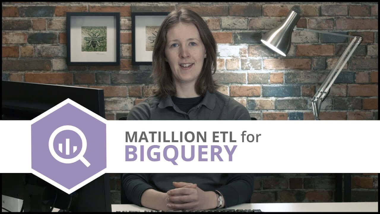 Tutorial | Hubspot Query Component | Matillion ETL for BigQuery