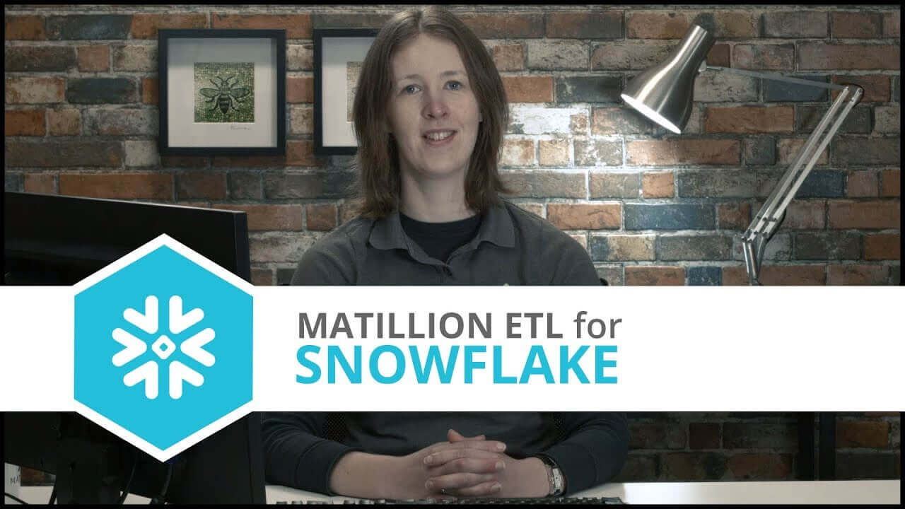 Tutorial | Hubspot Query Component | Matillion ETL for Snowflake
